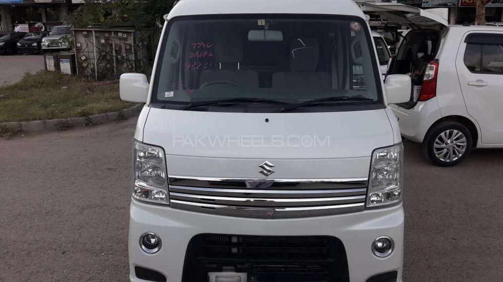 Suzuki Every Wagon PZ Turbo Special 2014 Image-1