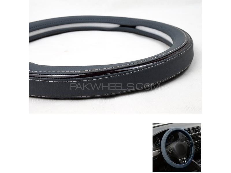 Universal Steering Cover - Dark Grey Image-1