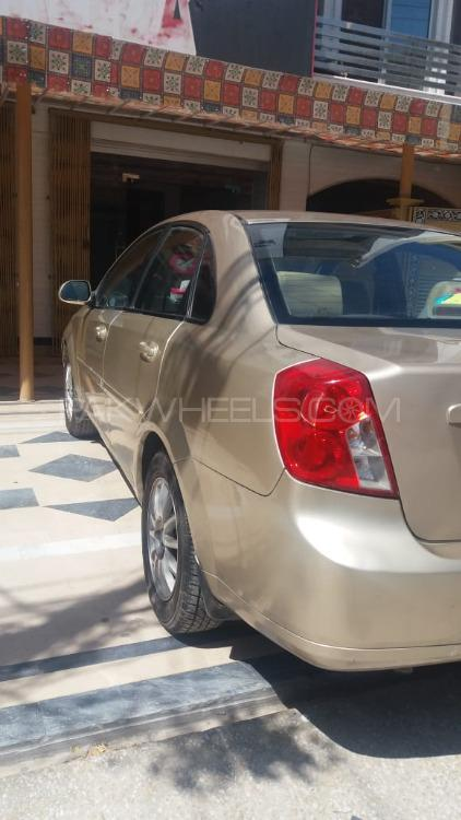 Chevrolet Optra 1.4 2006 Image-1