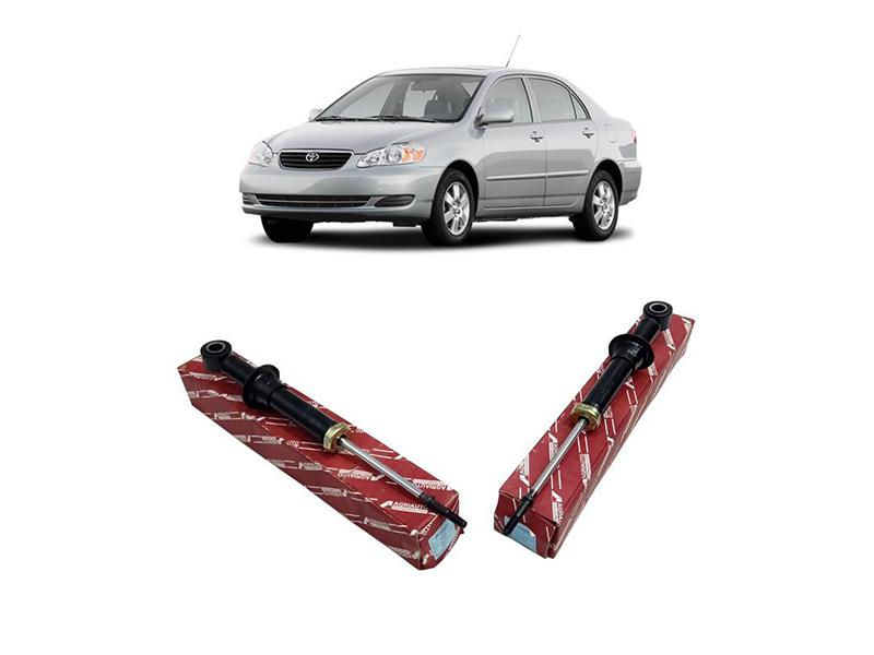 Rear Shock For Toyota Corolla 2002-2008 2pcs - EE120REAR Image-1
