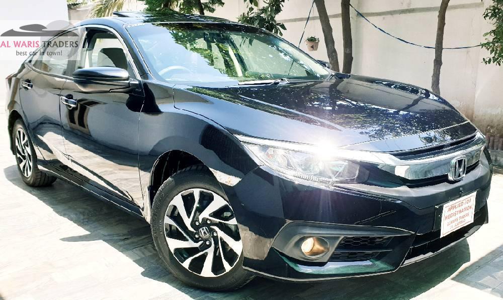 Honda Civic: Honda Civic Oriel