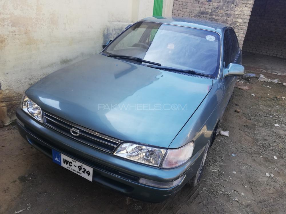 Toyota Corolla XE Limited 1996 Image-1