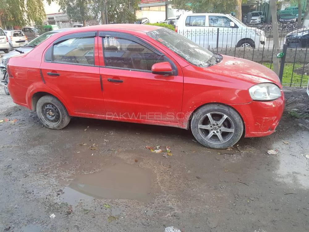Chevrolet Optra 2008 Image-1