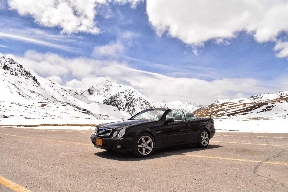 Mercedes Benz CLK Class 2000 Image-1