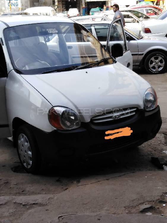 Hyundai Santro Plus 2000 Image-1
