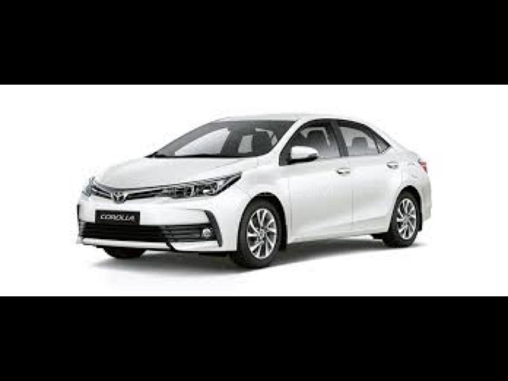 toyota corolla altis automatic 1 6 2019 for sale in multan