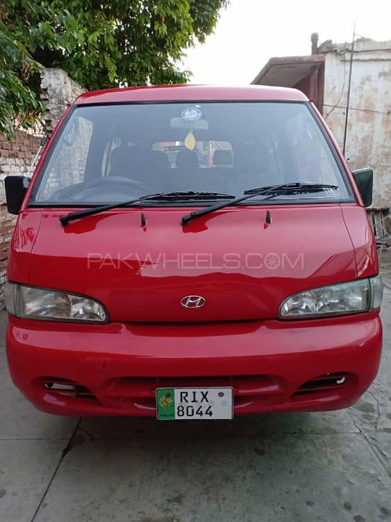 Hyundai Grace 2000 Image-1