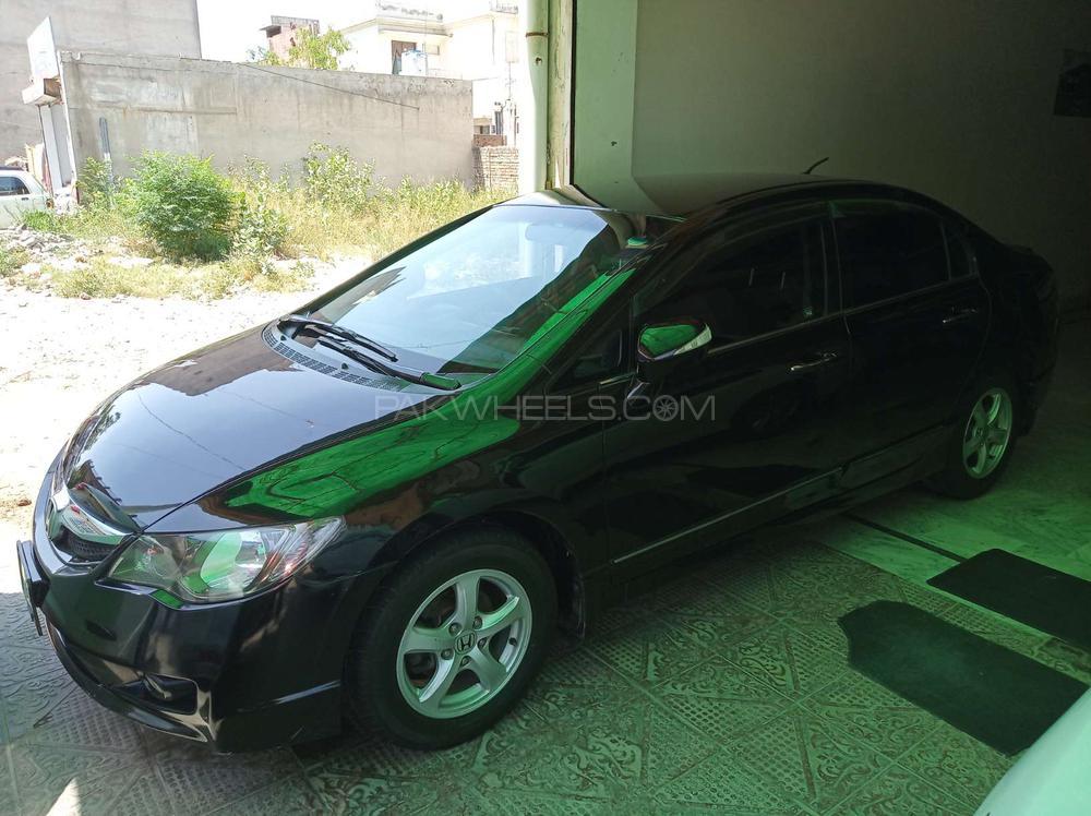 Honda Civic Hybrid MX 2008 Image-1