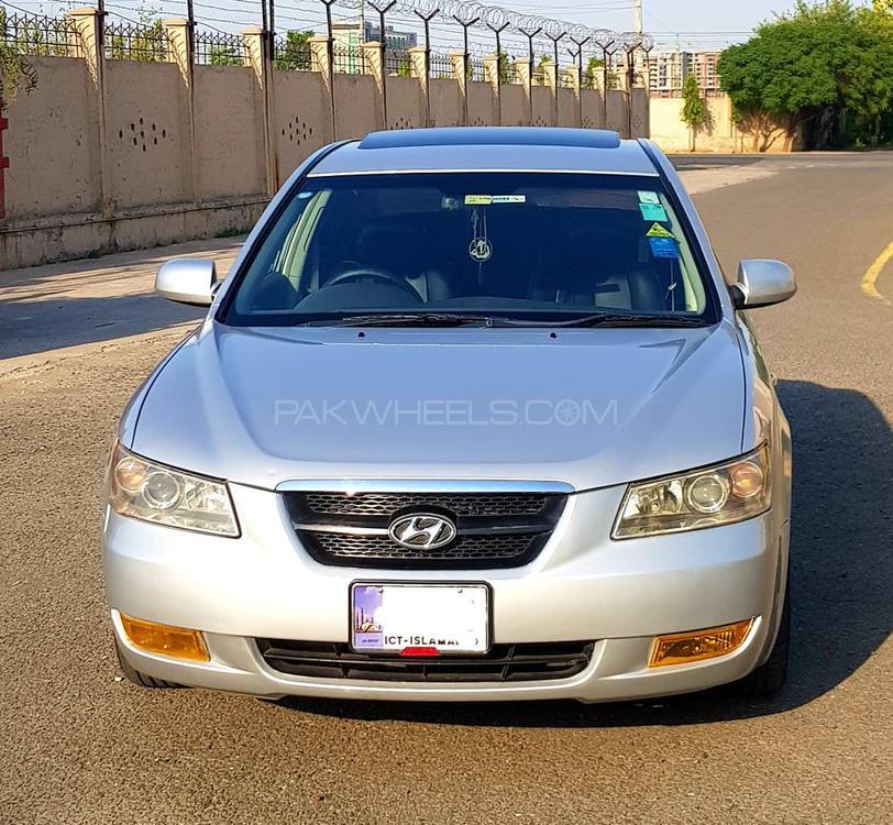 Hyundai Sonata 2006 For Sale In Lahore Pakwheels