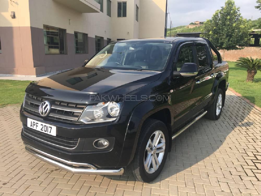 Volkswagen Amarok 2015 Image-1