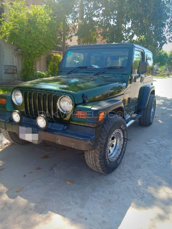 Jeep Wrangler Special Edition 2000 Image-1