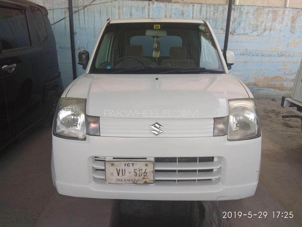 Suzuki Alto E 2009 Image-1