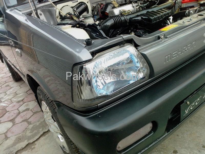 Suzuki Mehran VXR Euro II 2012 Image-8