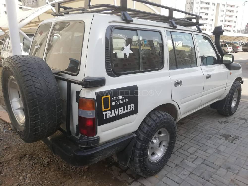 Toyota Land Cruiser GX 4.2D 1997 Image-1