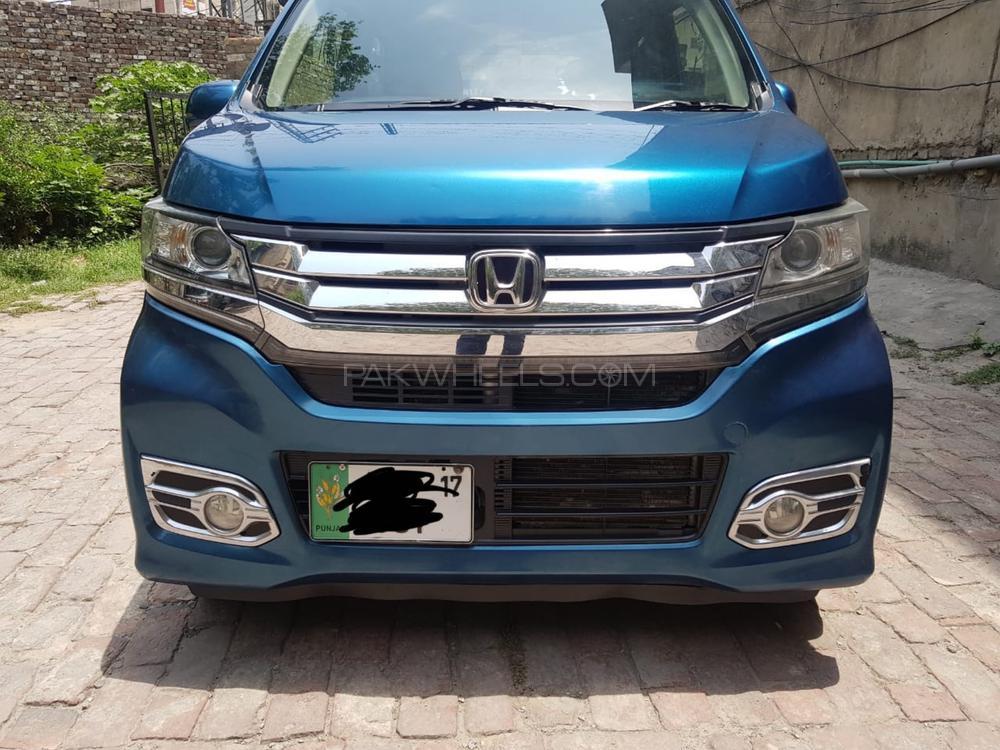 Honda N Wgn Custom G L Package 2014 Image-1
