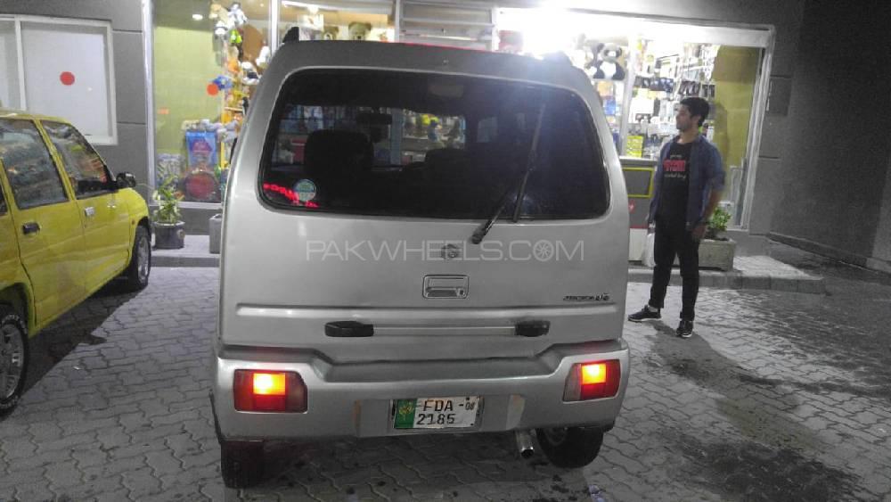 Suzuki MR Wagon 2008 Image-1