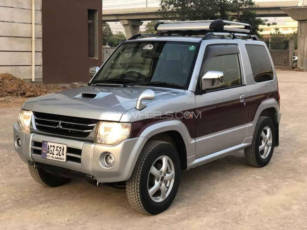 mitsubishi pajero mini 2012 for sale in islamabad