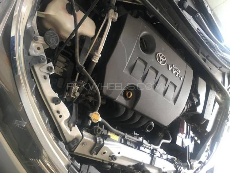 Toyota Corolla Altis Grande 1.8 2016 Image-1