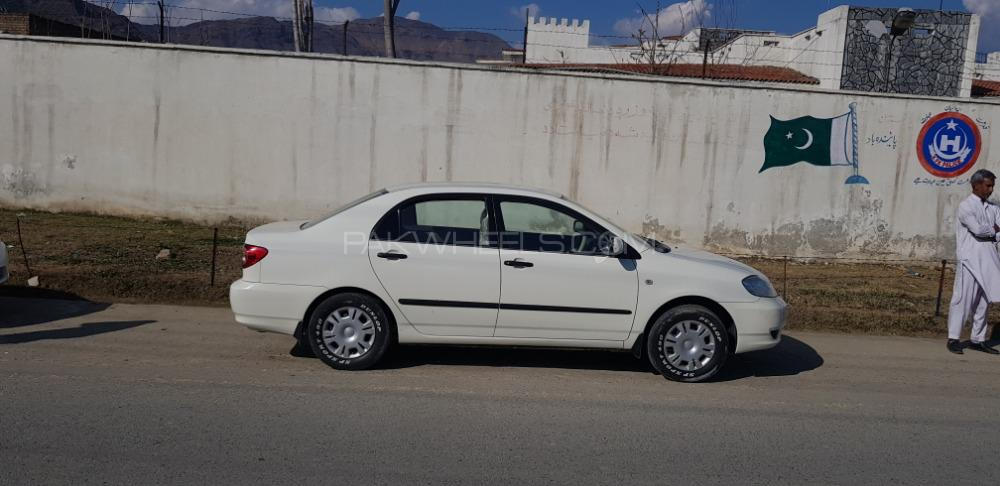 Toyota Corolla Assista X 2005 Image-1