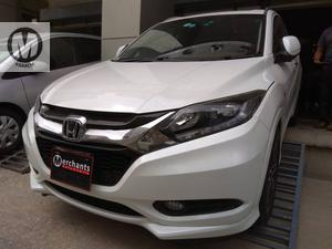 HONDA VEZEL MODEL 2015 REGISTER 2017  SELLER'S COMMENTS  ::: MAY ALLAH CURSE LIARS :::   Merchants Automobile offers highly reliable, transparent and competitive vehicle sale-purchase options, authenticated by reputable third party evaluations, and upholding highest technical & professional standards. Merchants Automobile is a name that signifies customer trust and we believe to have long term relationship rather then one time salesmanship   We ensure reliable vehicle assessments of all our vehicles through original auction report verification for unregistered cars and Pakwheels inspection certification for registered cars   We facilitate all our customers as per 3S & 4S modern dealership concept and We also offer attractive exchange deals with your old car to our new car  Mention PakWheels.com when calling Seller to get a good deal Mention PakWheels.com when calling Seller to get a good deal