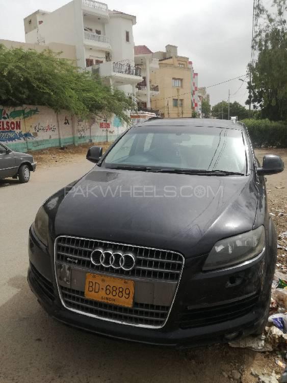 Audi Q7 3.0 TDI 2007 For Sale In Karachi