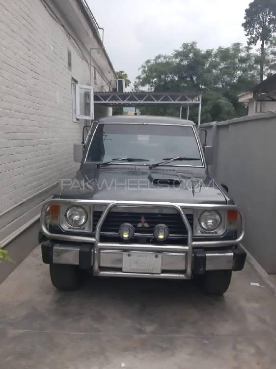 Mitsubishi Pajero Super Exceed 3.0 1986 Image-1