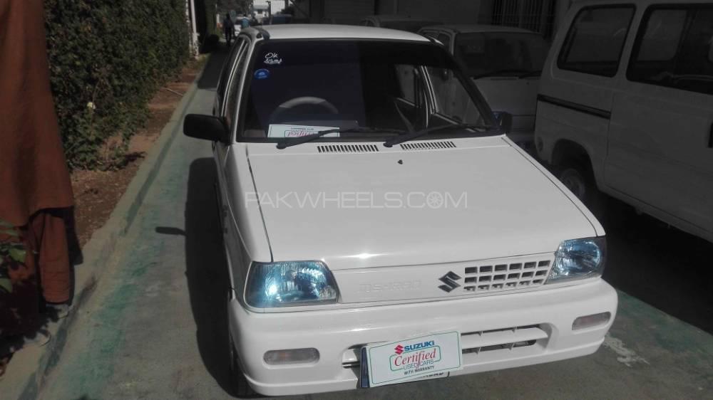 Suzuki Mehran VXR Euro II (CNG) 2018 Image-1