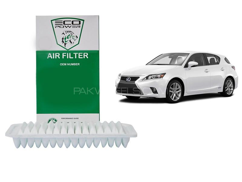 Eco Power Air Filter For Lexus Ct200 2011-2019- EPPU-T021 in Lahore