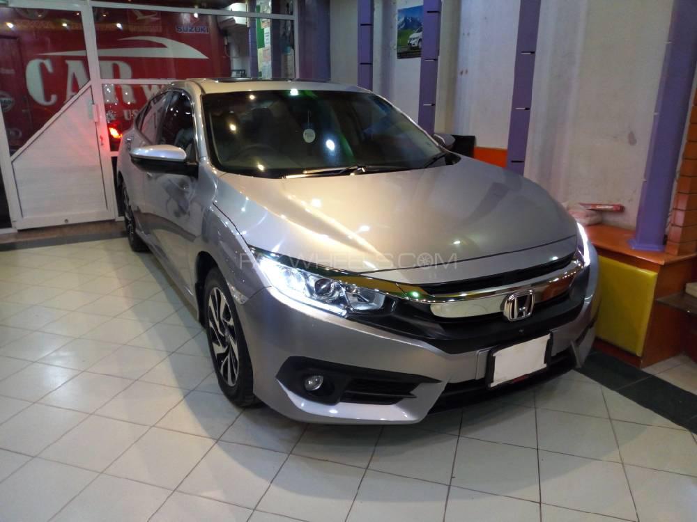 Honda Civic Oriel 1.8 i-VTEC CVT 2018 Image-1