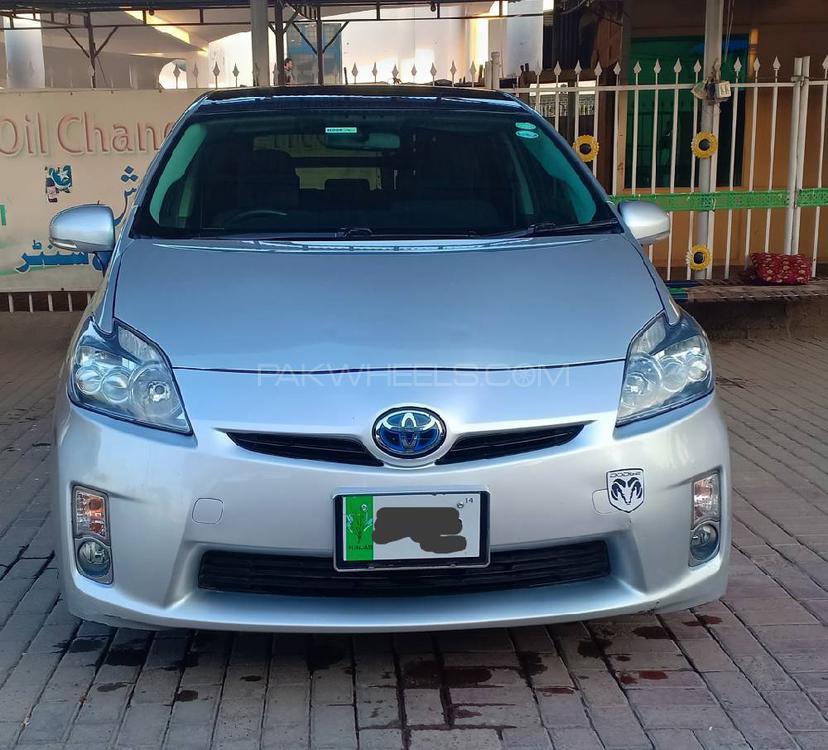 Toyota Prius G Touring Selection 1.8 2009 Image-1