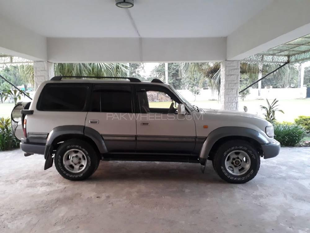 Toyota Land Cruiser GX 4.2D 1992 Image-1