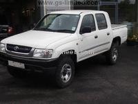 Toyota Hilux 4x4 D/C (Up Spec) 2001 Image-1
