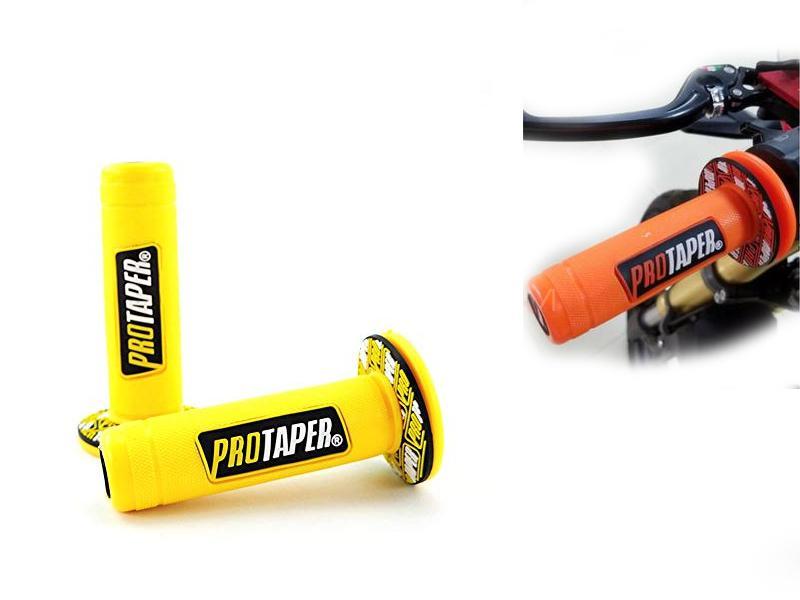 Protaper Bike Grip Yellow Image-1