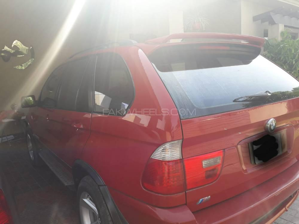 BMW X5 Series 4.6is 2005 Image-1