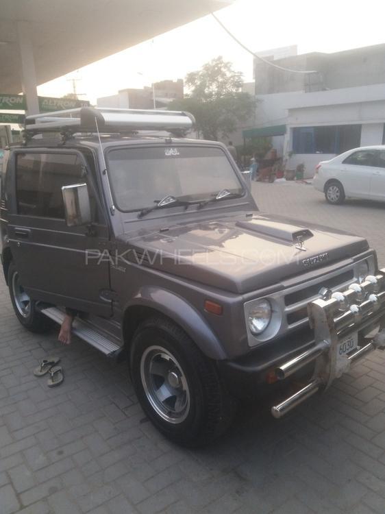 Suzuki Jimny 1993 Image-1