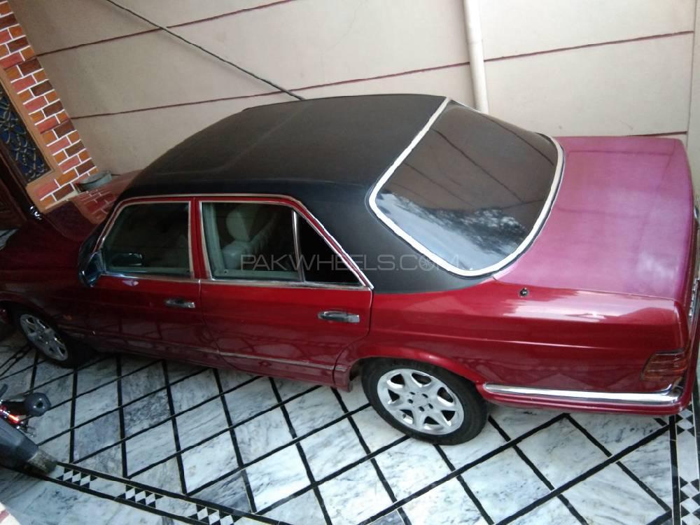 Mercedes Benz S Class 1982 Image-1