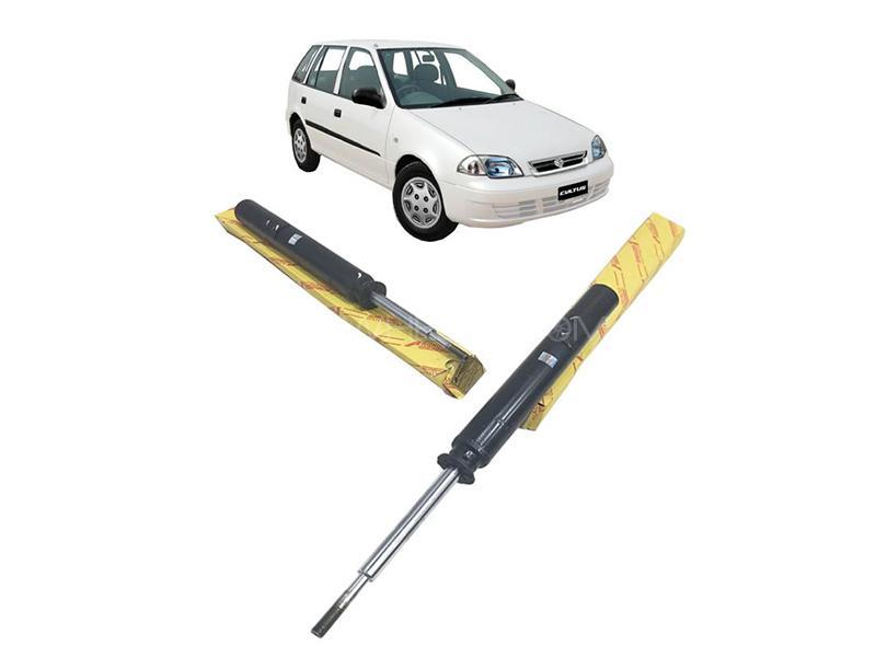 Agriauto Rear Shocks For Suzuki Cultus 2000-2007 2pcs  Image-1