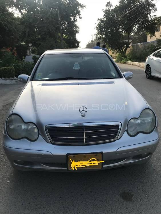 Mercedes Benz C Class C180 2003 Image-1