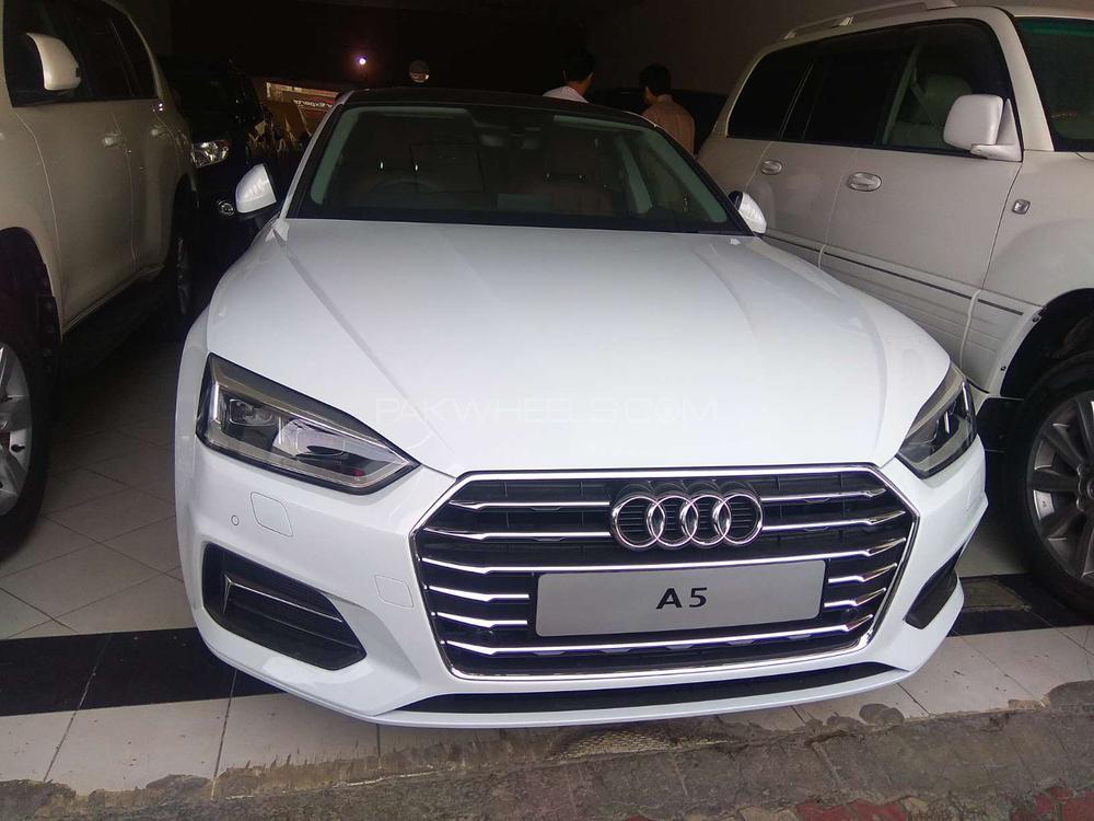 Audi A5 1.4 TFSI Sportback 2019 Image-1