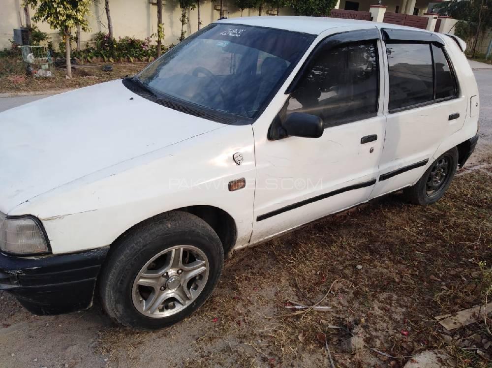 Daihatsu Charade Gt Xx 1988 For Sale In Islamabad Pakwheels