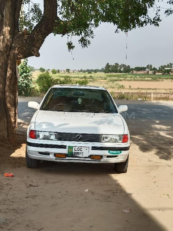 Nissan Sunny Super Saloon 1.6 1992 Image-1