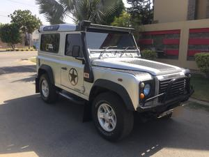 Land Rover Defender 2019 Prices In Pakistan Pictures Reviews
