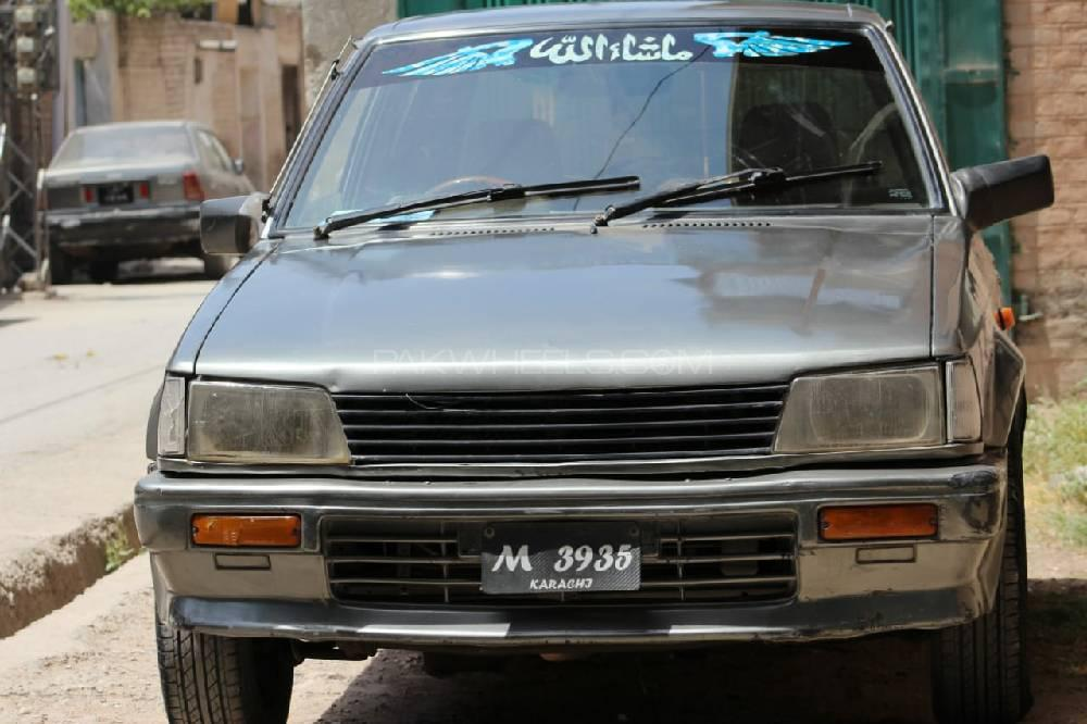 Daihatsu Charade 1985 For Sale In Peshawar Pakwheels