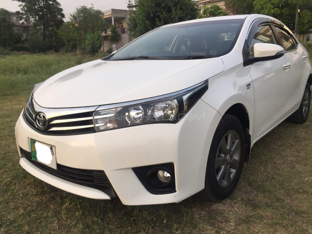 Toyota Corolla Altis 1.8 2016 Image-1