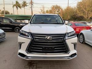 Lexus LX Series Cars for sale in Pakistan | PakWheels