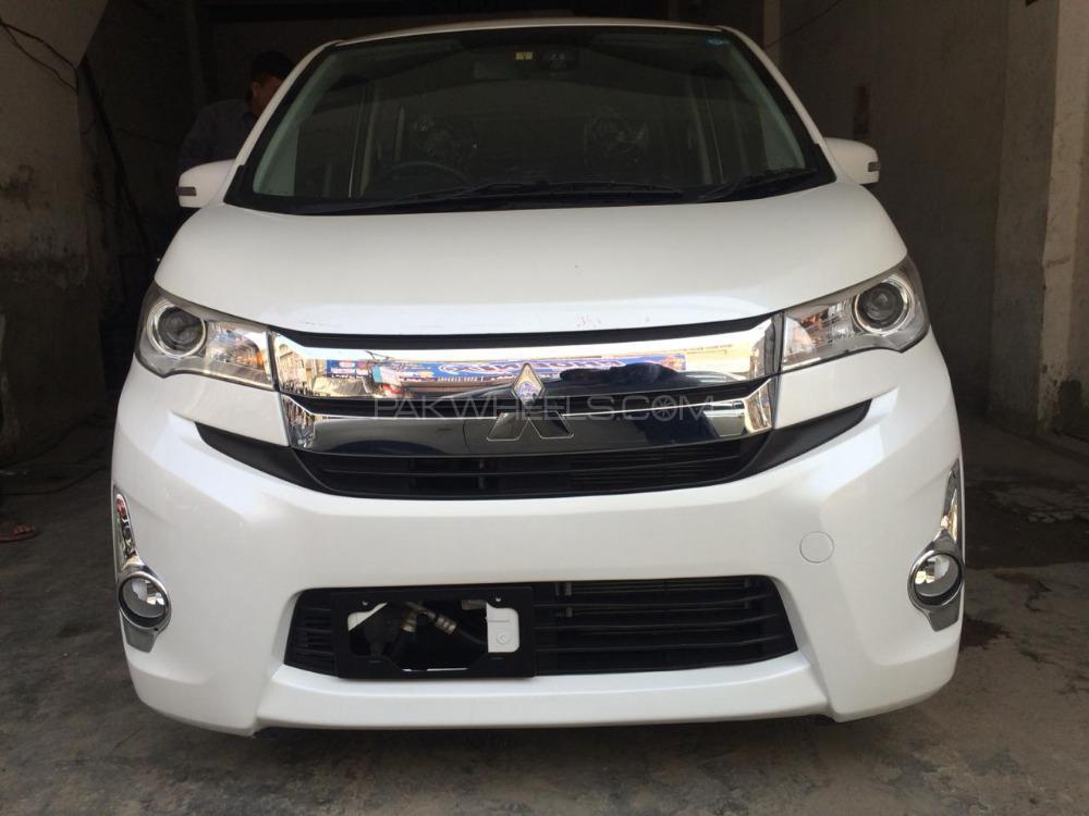 Mitsubishi EK Custom 2015 Image-1