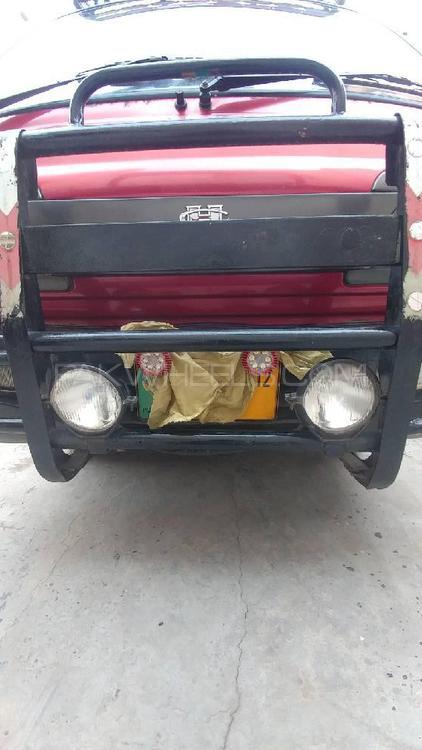 Sogo Pickup 2012 Image-1
