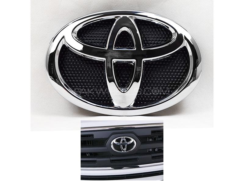 Front Grill Emblem For Toyota Prado  in Karachi
