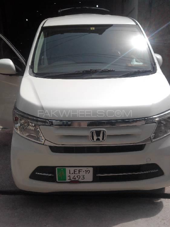Honda N Wgn 2016 Image-1