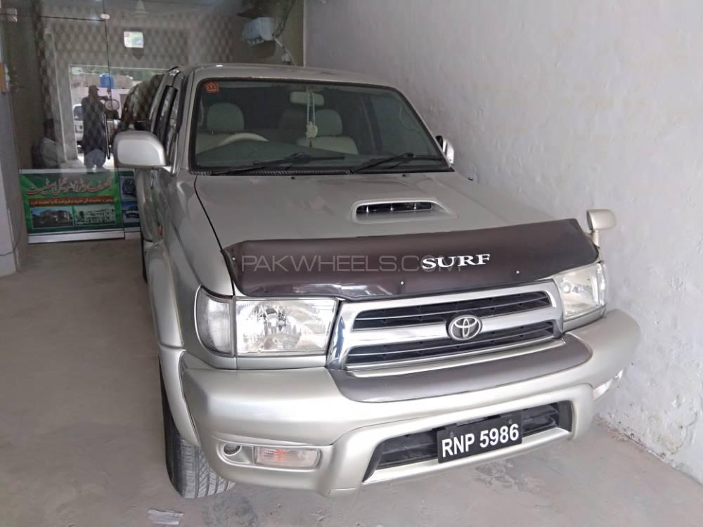 Toyota Surf SSR-G 3.4 2002 Image-1